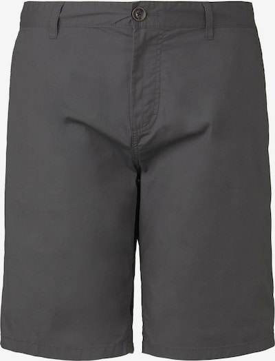 TOM TAILOR Men Plus Hosen & Chino Josh Regular Slim Chino Shorts in grau, Produktansicht