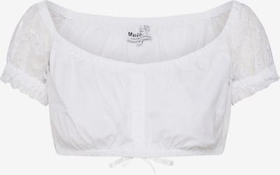 MARJO Bluse 'Ella Susan ' in weiß, Produktansicht
