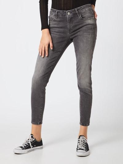 Mavi Jeans 'Adriana' in dunkelgrau, Modelansicht