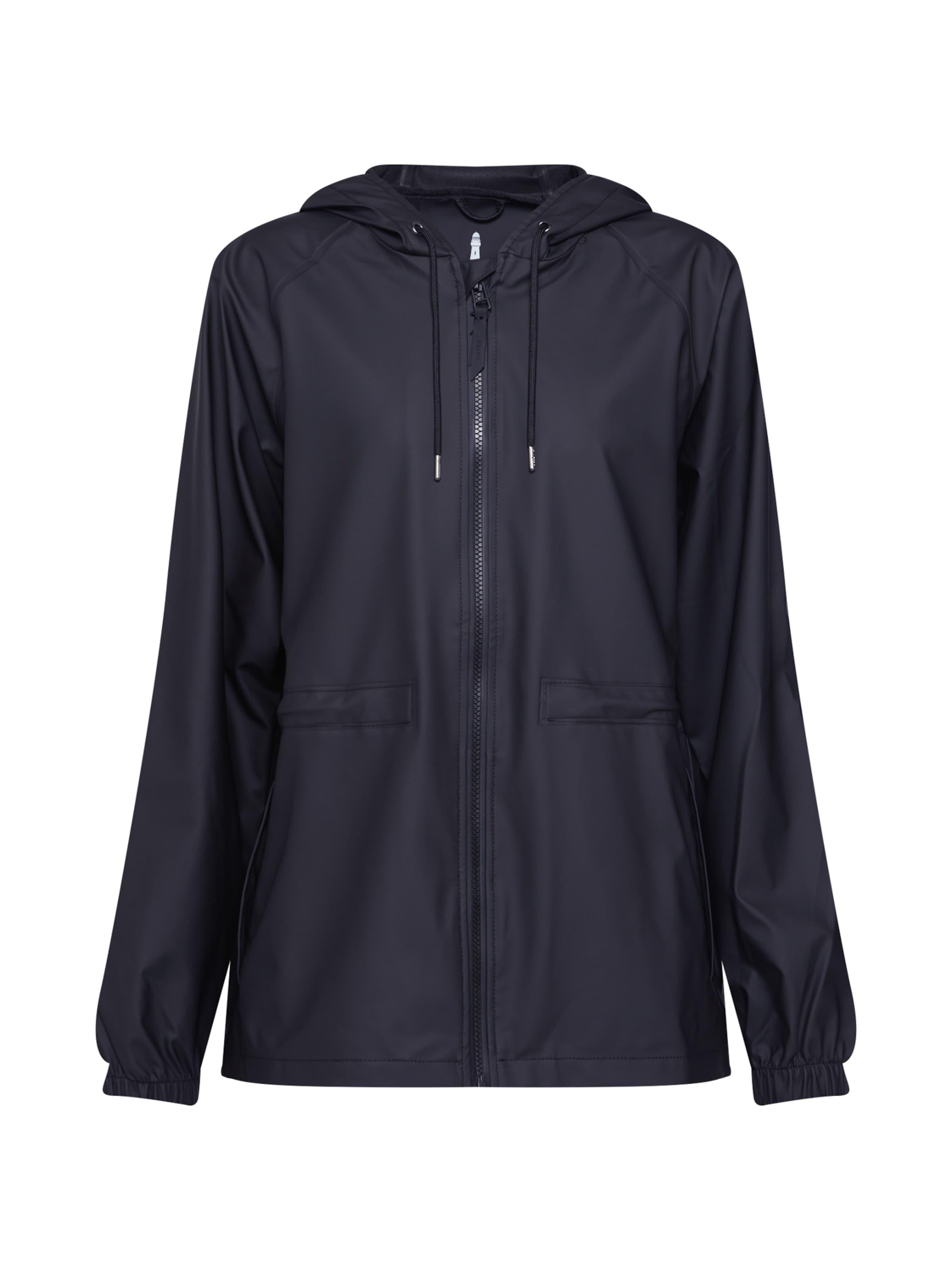 Regenjacke Schwarz Rains 'w Jacket' In pSUzMV