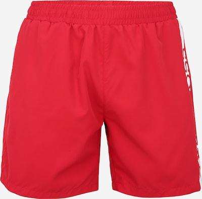 BOSS Plavecké šortky 'Dolphin' - červené, Produkt