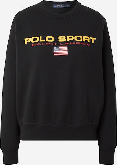 POLO RALPH LAUREN Sweatshirt in de kleur Zwart, Productweergave
