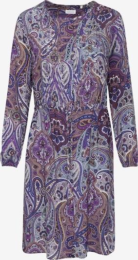 SEIDENSTICKER Kleid ' Schwarze Rose ' in lila, Produktansicht