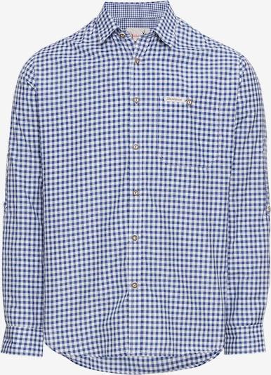 STOCKERPOINT Hemd 'Campos3' in blau / weiß, Produktansicht