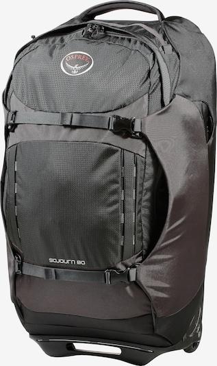 Osprey Kofferrucksack 'Sojourn 80' in schwarz, Produktansicht