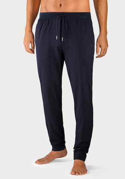 LE JOGGER Dlhé pyžamo - námornícka modrá / čierna, Produkt