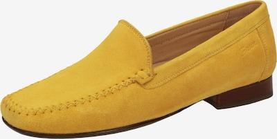 SIOUX Mokassin 'Campina' in gelb, Produktansicht