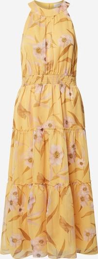Ted Baker Robe d'été 'Saffine' en jaune, Vue avec produit