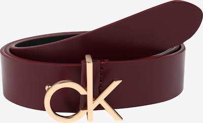 Calvin Klein Riem in de kleur Bruin, Productweergave