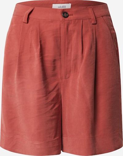 mbym Cygaretki 'Karra' w kolorze rdzawoczerwonym, Podgląd produktu