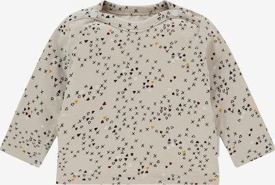 Noppies Langarmshirt 'Quito' in beige / mischfarben: Frontalansicht