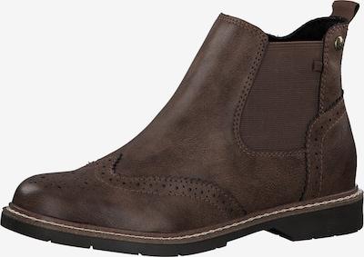 s.Oliver Chelsea boots in de kleur Donkerbruin, Productweergave