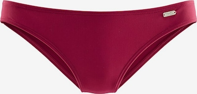 burgundi vörös VENICE BEACH Bikini nadrágok 'Spring', Termék nézet