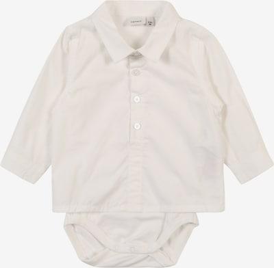 NAME IT Hemd in weiß, Produktansicht