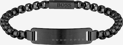 BOSS Armband '1580051' in anthrazit, Produktansicht