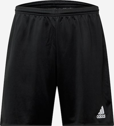ADIDAS PERFORMANCE Shorts 'Parma 16' in schwarz / weiß, Produktansicht