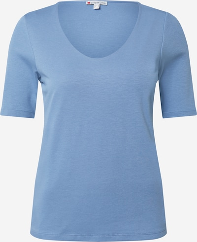 STREET ONE T-shirt 'Palmira' en bleu ciel, Vue avec produit
