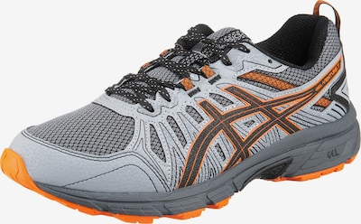 ASICS Trailrunningschuhe in grau / orange, Produktansicht