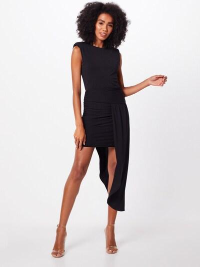 IVYREVEL Kleid 'JERSEY DRAPE DRESS' in schwarz, Modelansicht