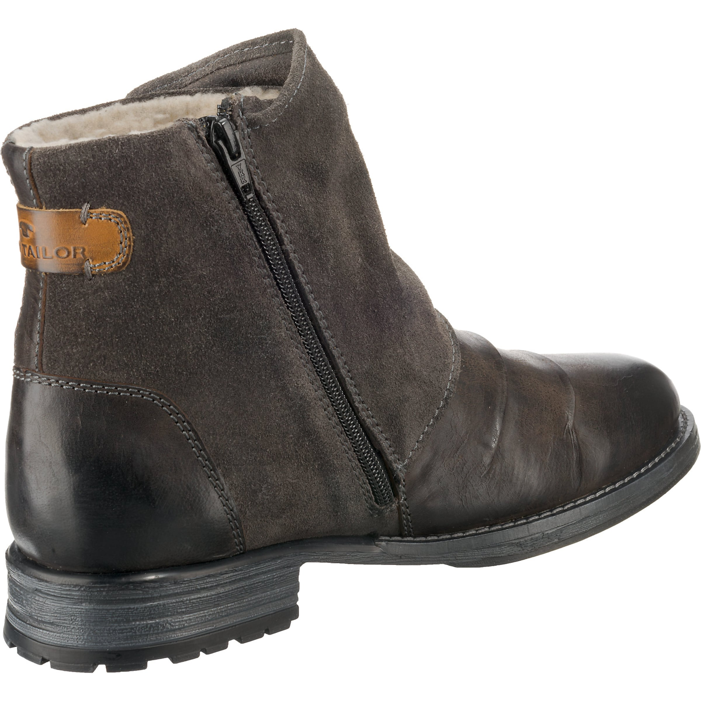 Kastanienbraun Tailor Tom Biker Boots In 4qjL5Rc3SA