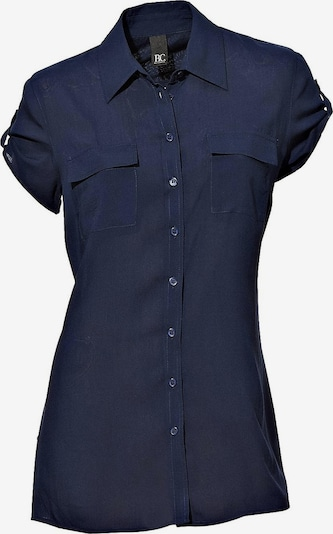 B.C. Best Connections by heine Blouse in de kleur Marine, Productweergave