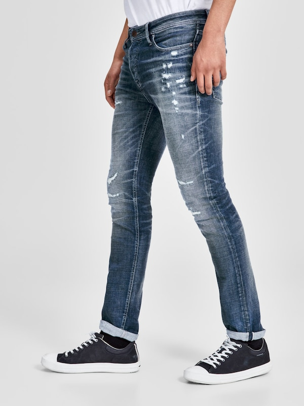 Jack & Jones Tim Original 062 Aw24 Noos Slim Fit Jeans