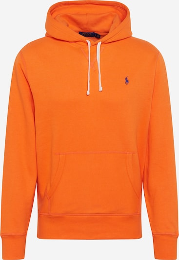 POLO RALPH LAUREN Sweat-shirt en orange, Vue avec produit
