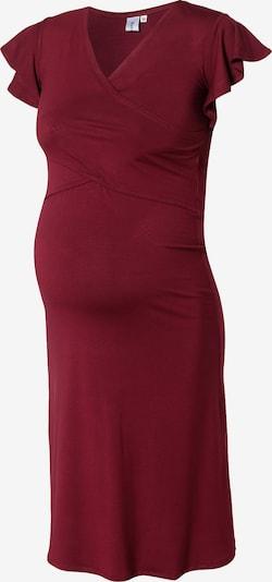 Bebefield Kleid in dunkelrot, Produktansicht