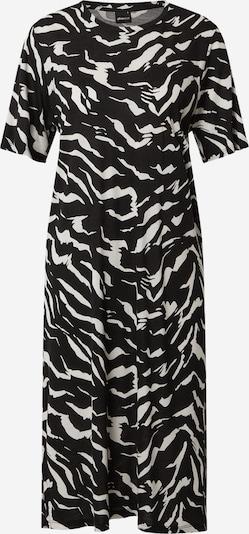 Gina Tricot Kleid 'Lilja' in schwarz / weiß, Produktansicht