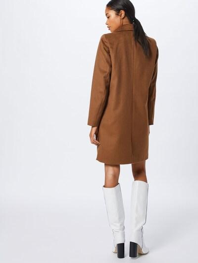 VILA Manteau mi-saison en marron: Vue de dos