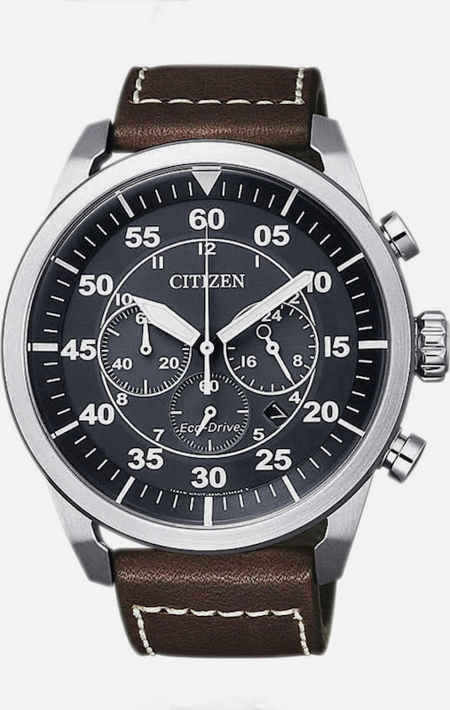 CITIZEN Chronograph »CA4210-16E«