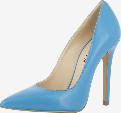 EVITA Pumps 'LISA' in blau, Produktansicht