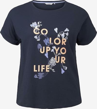 MY TRUE ME T-Shirt in navy, Produktansicht