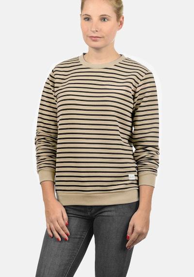 Blend She Sweatshirt in altrosa / schwarz, Produktansicht
