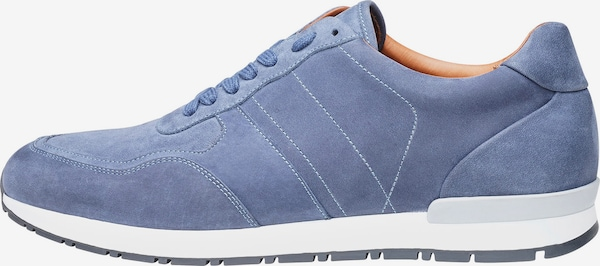 SHOEPASSION NO. 117 MS - Sneakers laag gray/blue