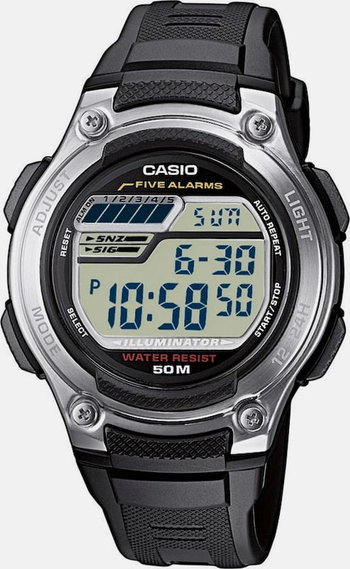 CASIO Casio Collection Chronograph »W-212H-1AVES«
