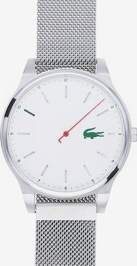 LACOSTE Analoog horloge 'Kyoto' in de kleur Zilver, Productweergave