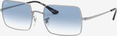 Ray-Ban Sonnenbrille in blau / silber, Produktansicht