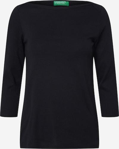 UNITED COLORS OF BENETTON Shirt in schwarz, Produktansicht