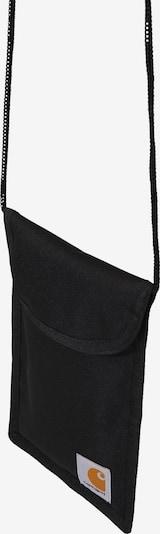 Carhartt WIP Schoudertas 'Collins Neck Pouch' in de kleur Zwart: Zijaanzicht