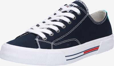 Tommy Jeans Trampki niskie w kolorze ciemny niebieskim, Podgląd produktu