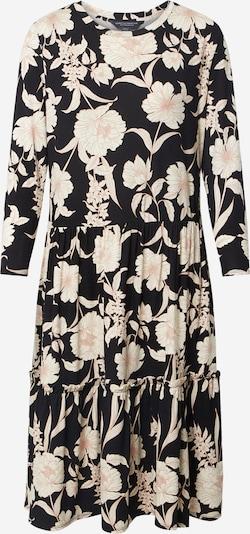 Dorothy Perkins (Tall) Poletna obleka 'Tall Floral Smock Dress' | črna / bela barva, Prikaz izdelka