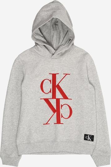 Megztinis be užsegimo iš Calvin Klein , spalva - margai pilka, Prekių apžvalga