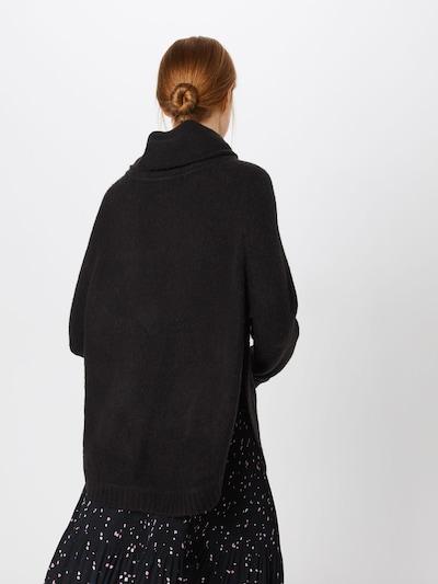ABOUT YOU Pullover 'Josefina' in schwarz: Rückansicht