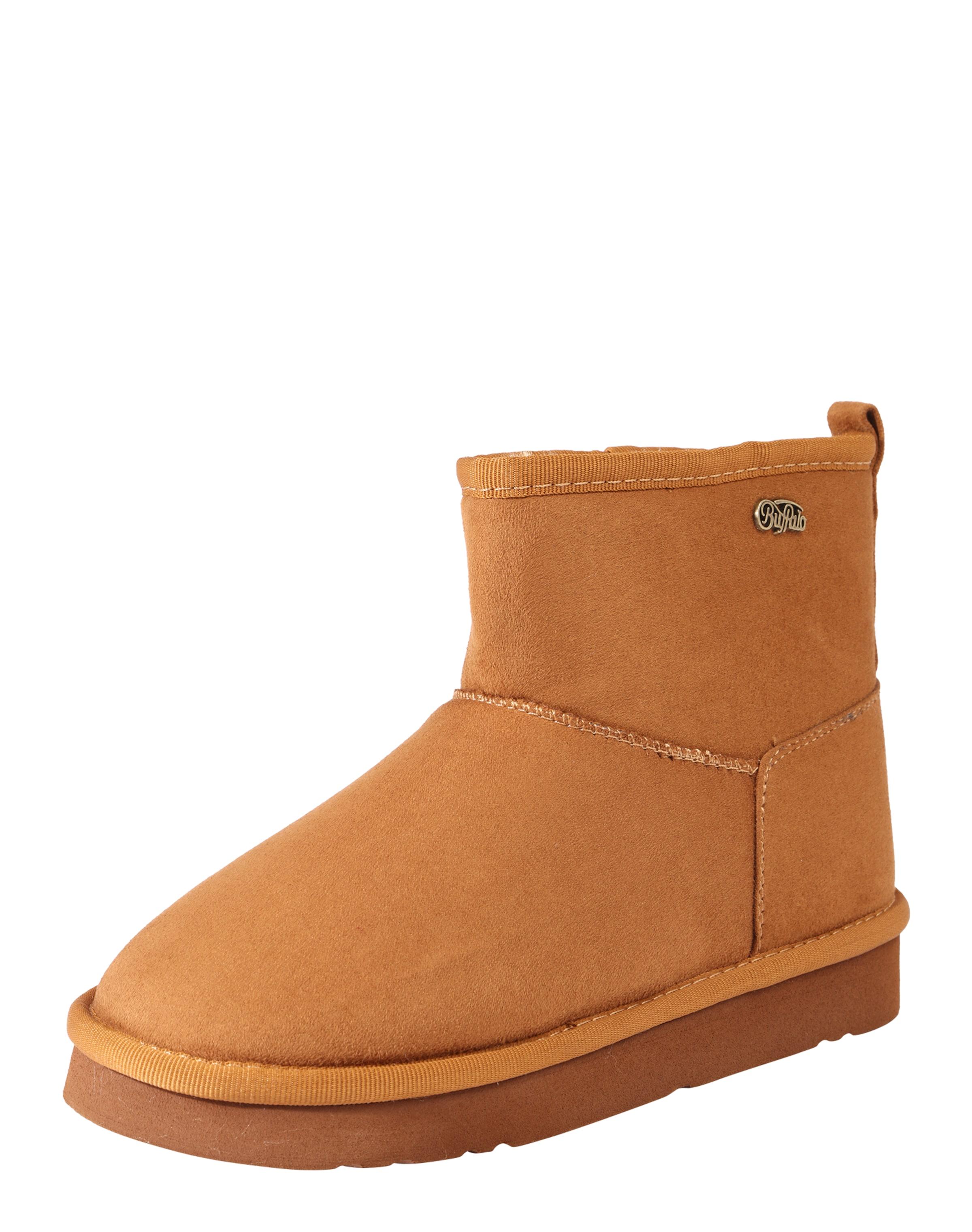BUFFALO Bootie Flat Verschleißfeste billige Schuhe