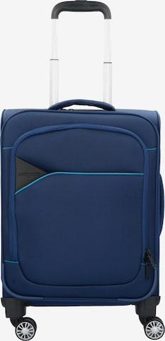 Hardware Kabinentrolley in Blau
