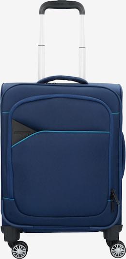 Hardware Kabinentrolley in blau, Produktansicht