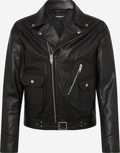 The Kooples Prehodna jakna | črna barva, Prikaz izdelka