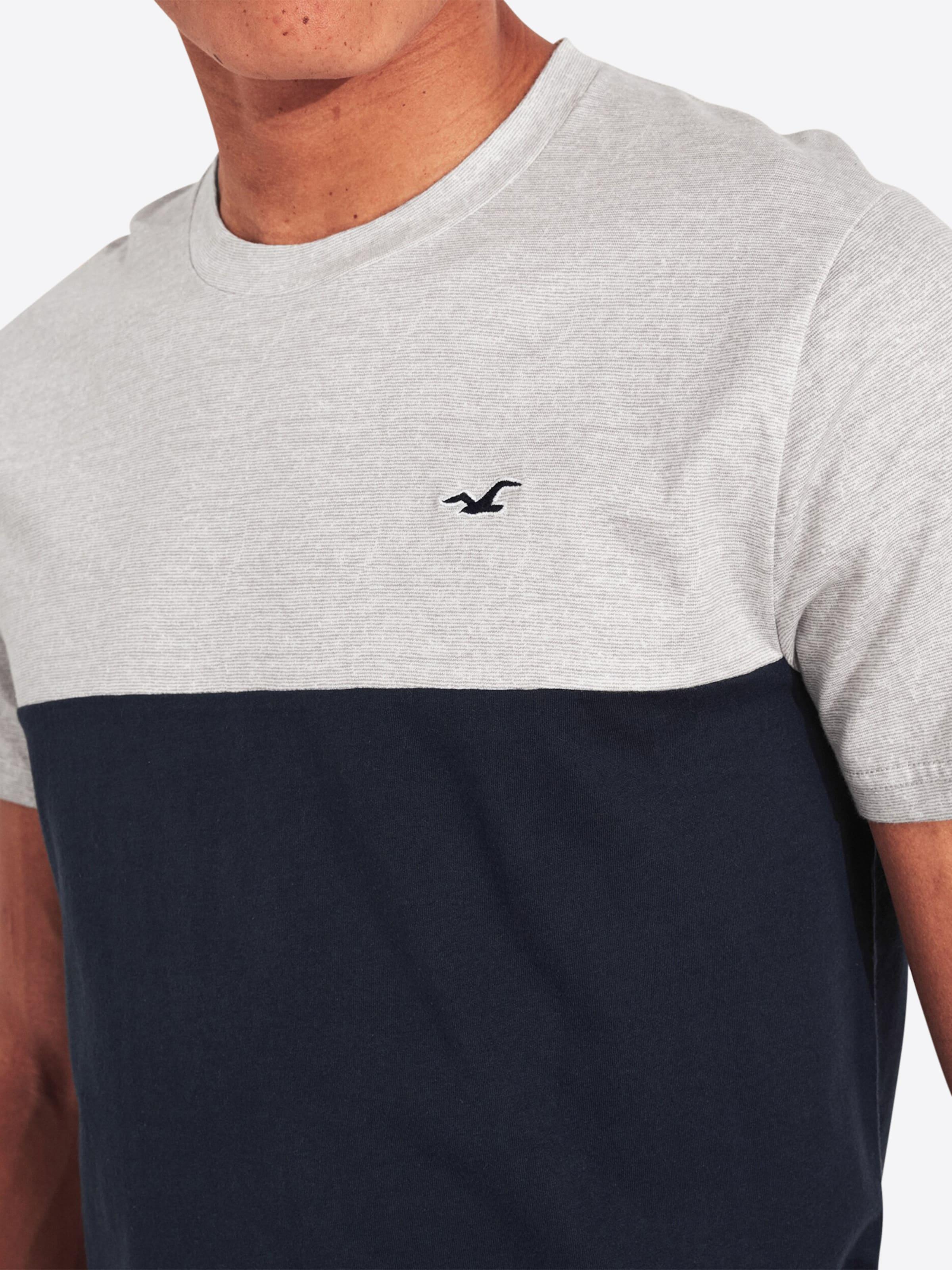 In Hollister Shirt In Shirt Grau In Hollister Shirt Shirt Hollister Grau Grau Hollister bf6yI7gvYm