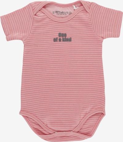 IMPS&ELFS Rompertje/body in de kleur Rosé / Donkerroze, Productweergave